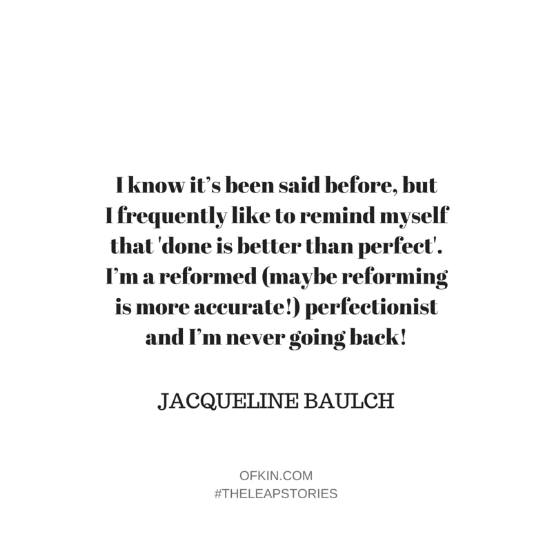 Jacqueline Baulch Quote 11