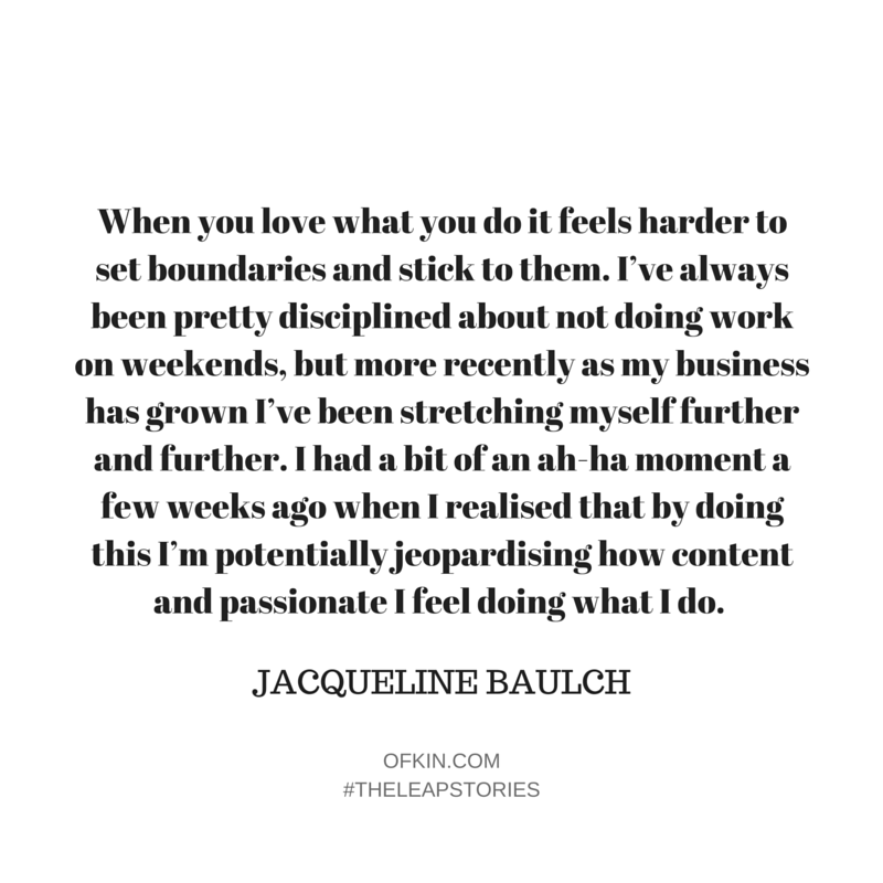 Jacqueline Baulch Quote 12