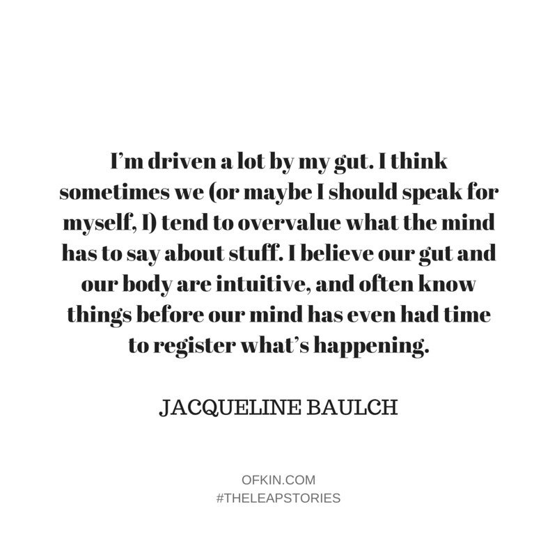 Jacqueline Baulch Quote 7