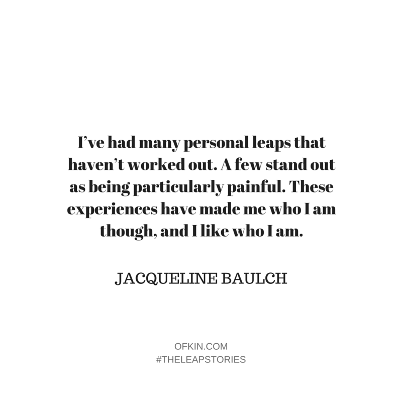 Jacqueline Baulch Quote 9