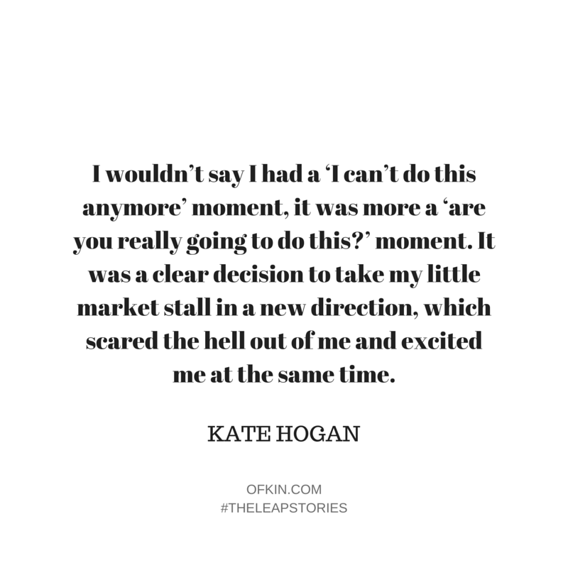 Kate Hogan Quote 3