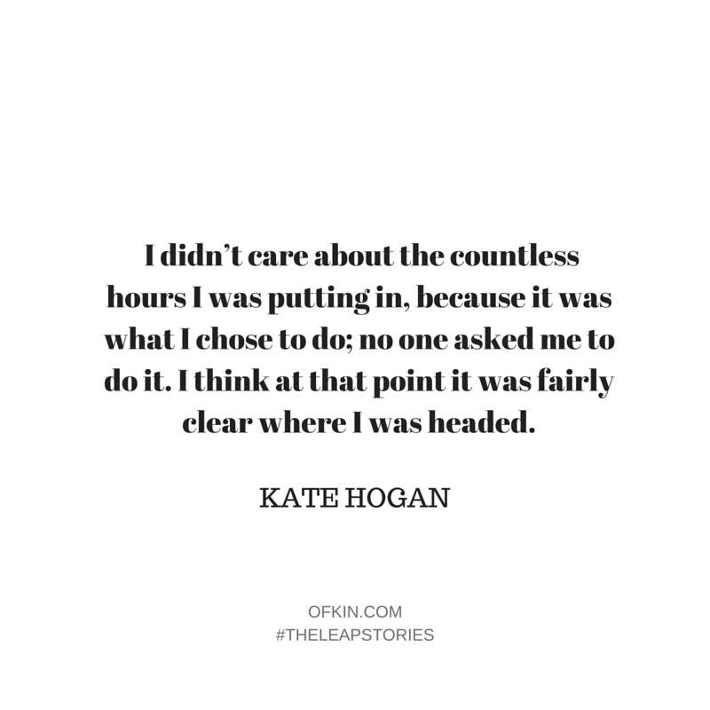 Kate Hogan Quote 5