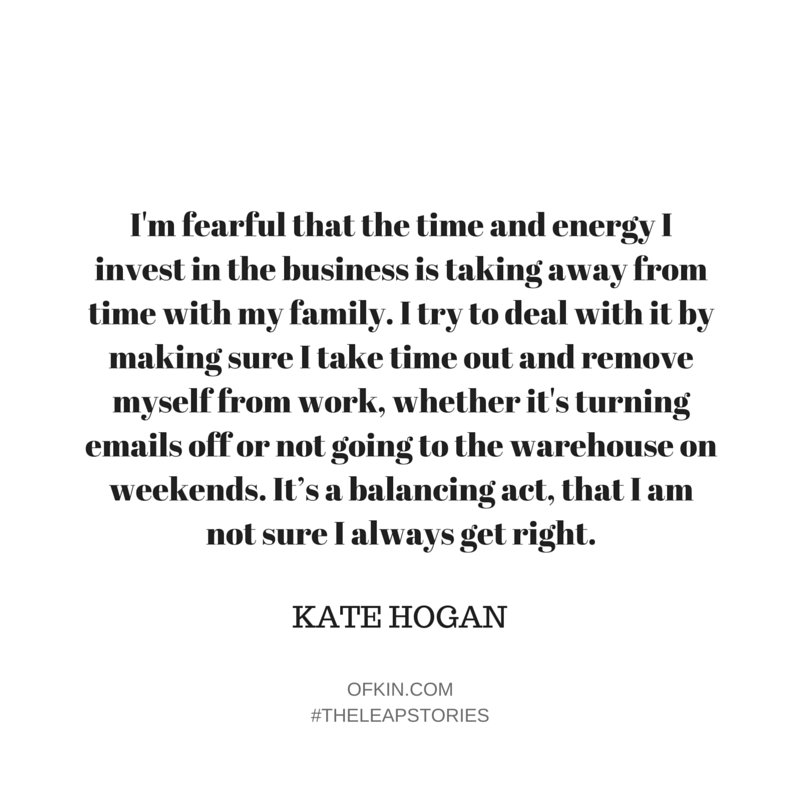 Kate Hogan Quote 7