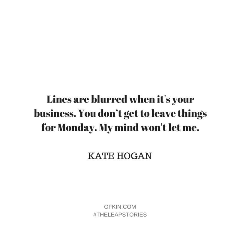 Kate Hogan Quote 8