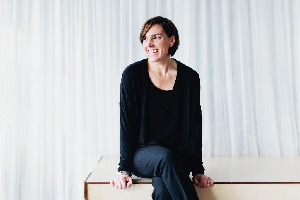 Elise Heslop, founder of Plyroom