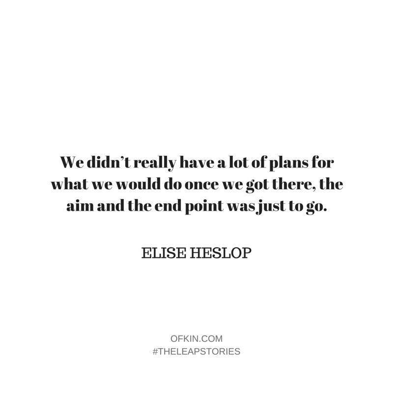 Elise Heslop Quote 1