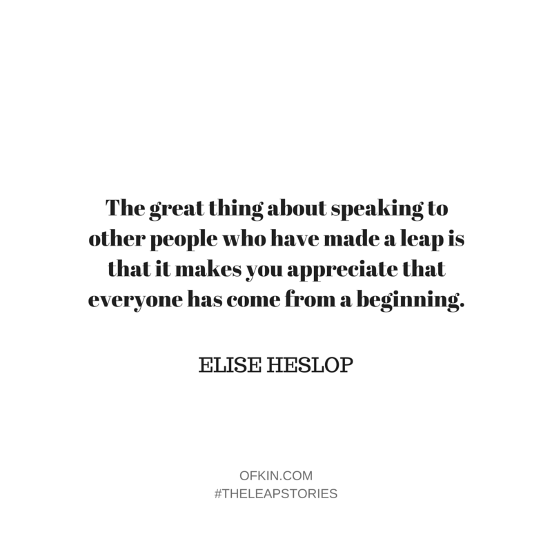 Elise Heslop Quote 13