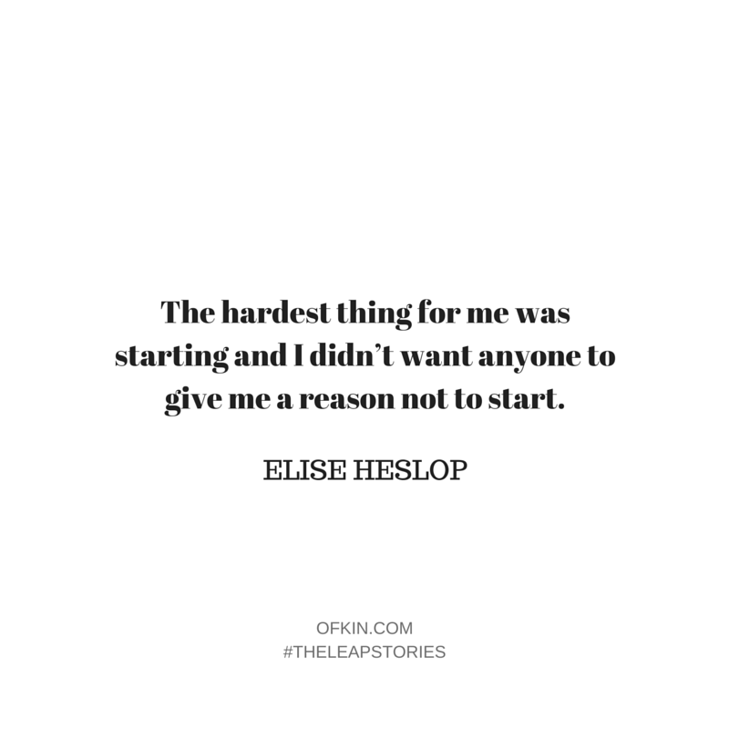 Elise Heslop Quote 7