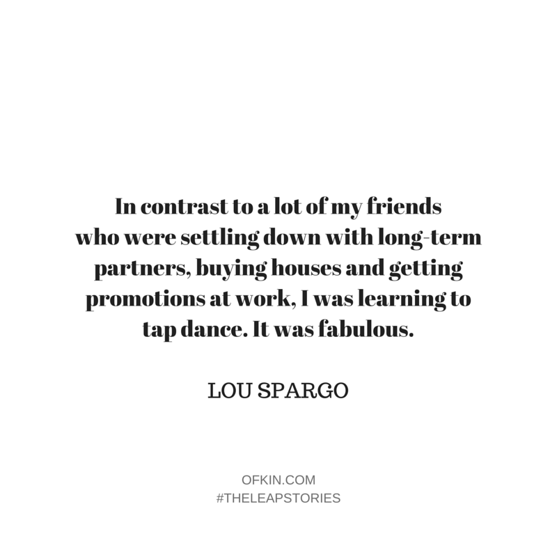 Lou Spargo Quote 1