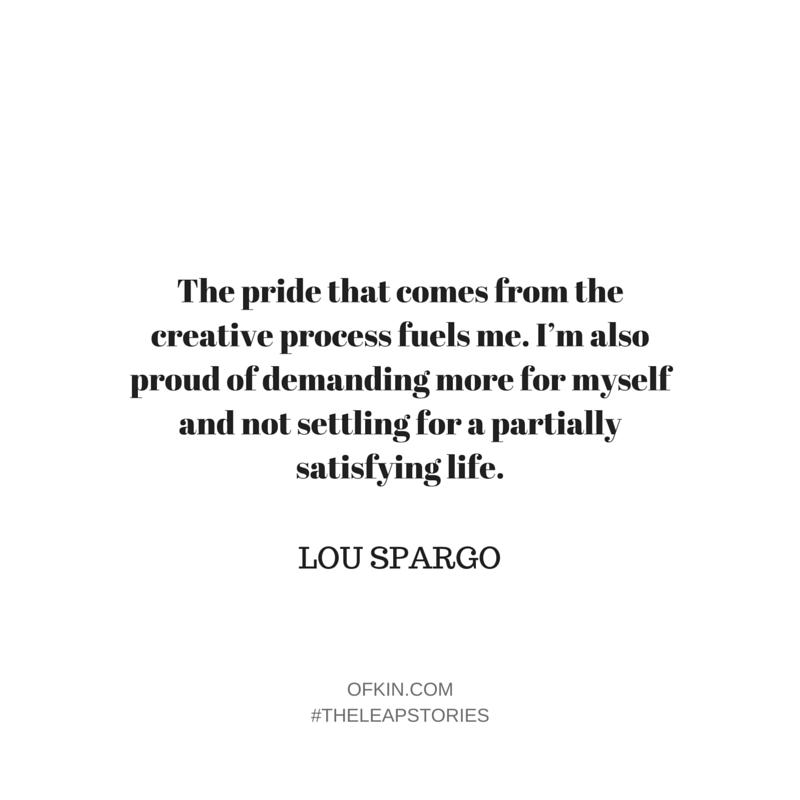 Lou Spargo Quote 11