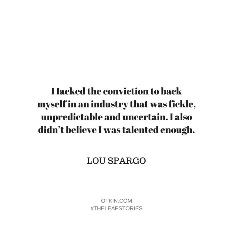 Lou Spargo Quote 2