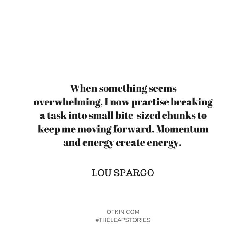 Lou Spargo Quote 6