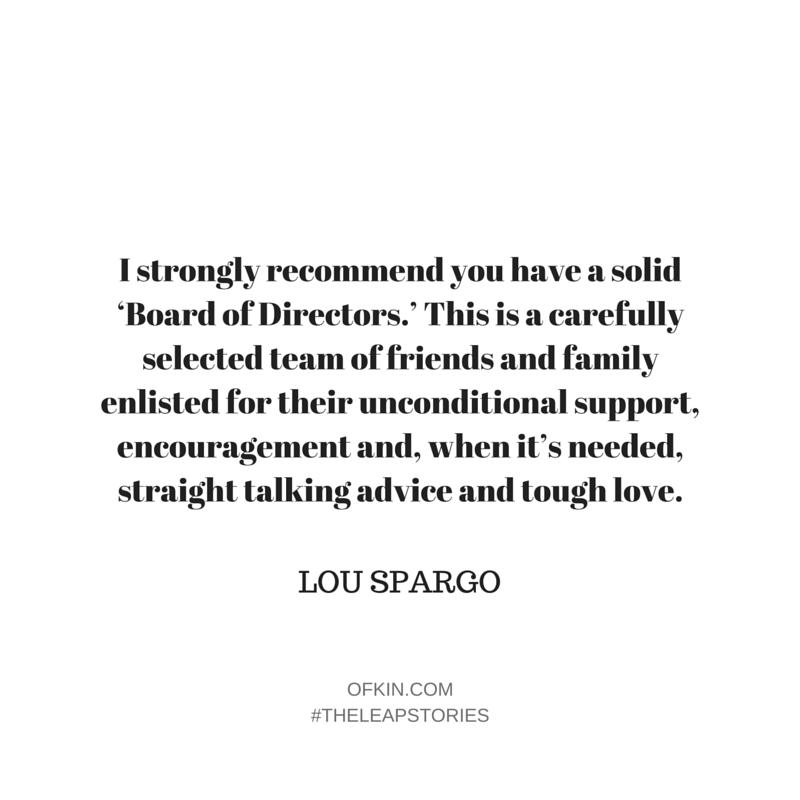 Lou Spargo Quote 7