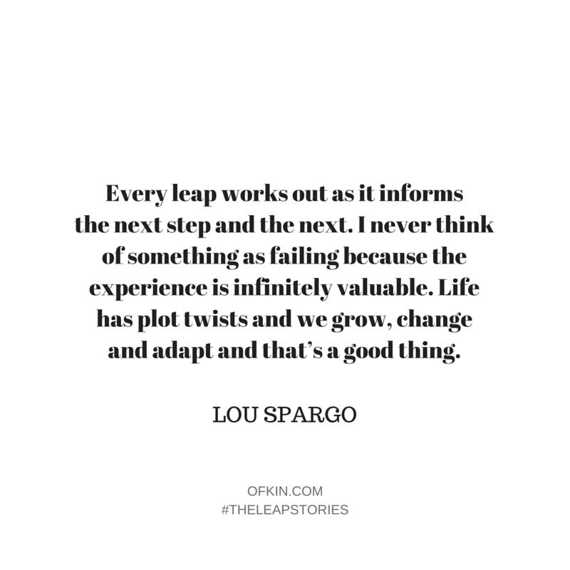Lou Spargo Quote 8