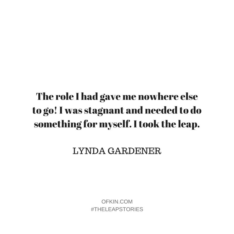 Lynda Gardener Quote 5