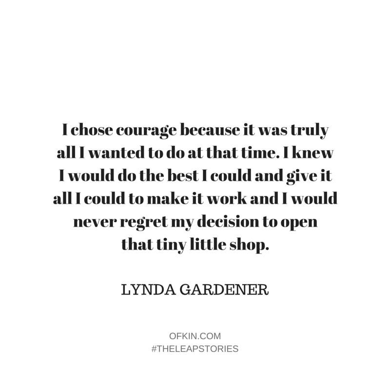 Lynda Gardener Quote 7