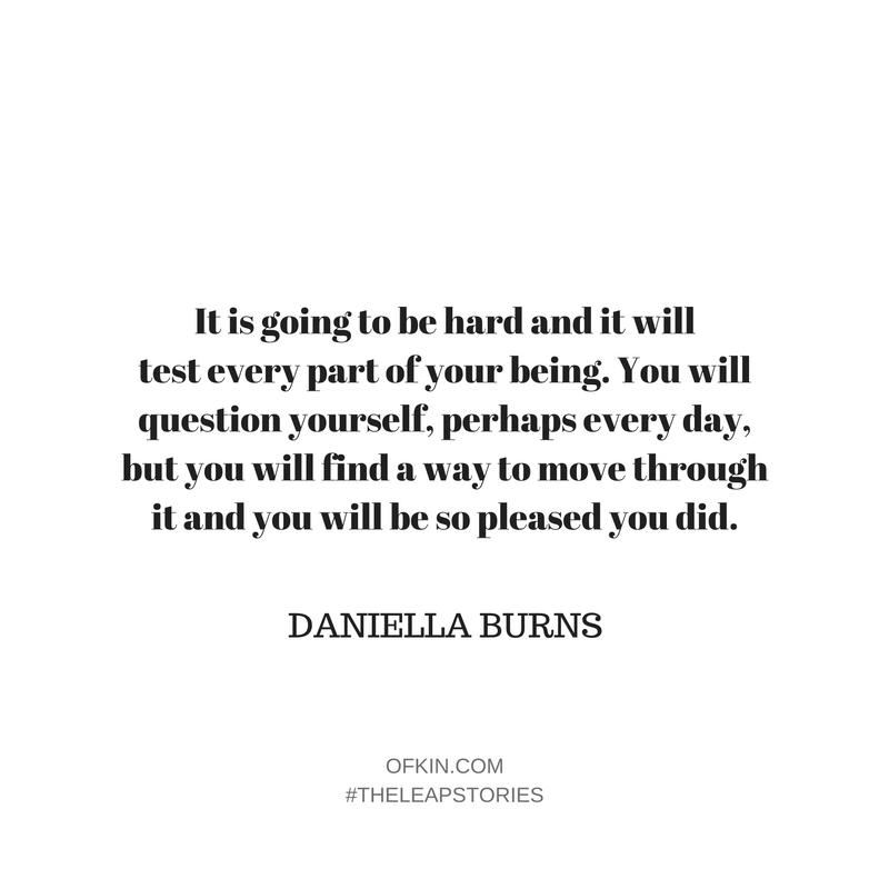 Daniella Burns Quote 12