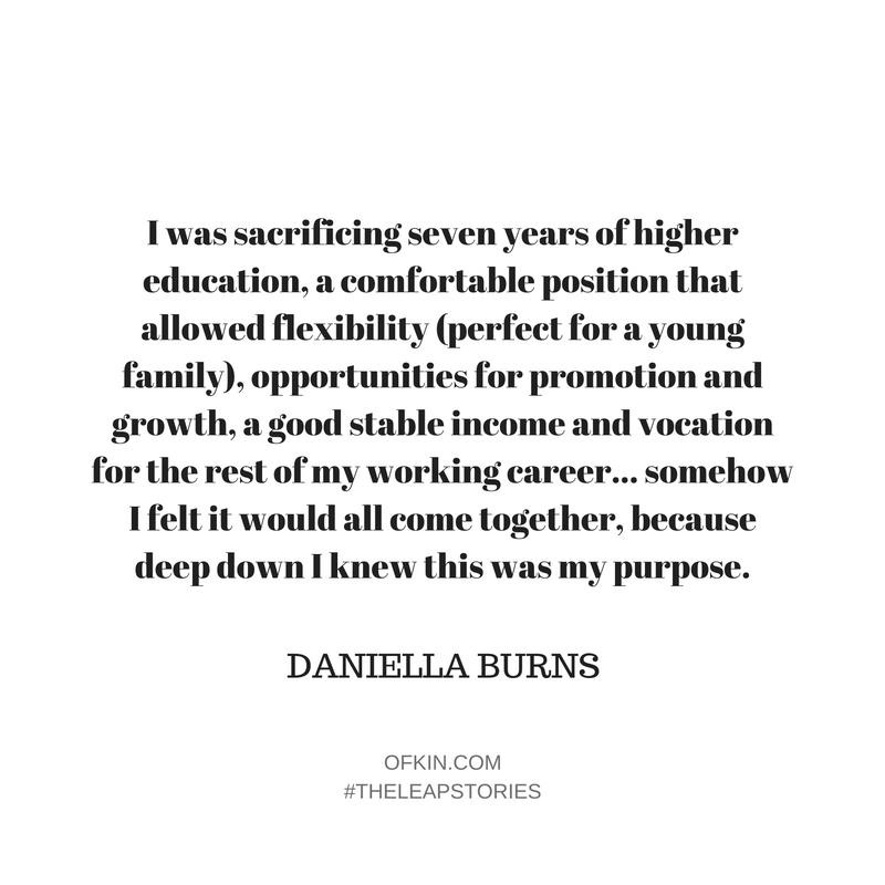 Daniella Burns Quote 6