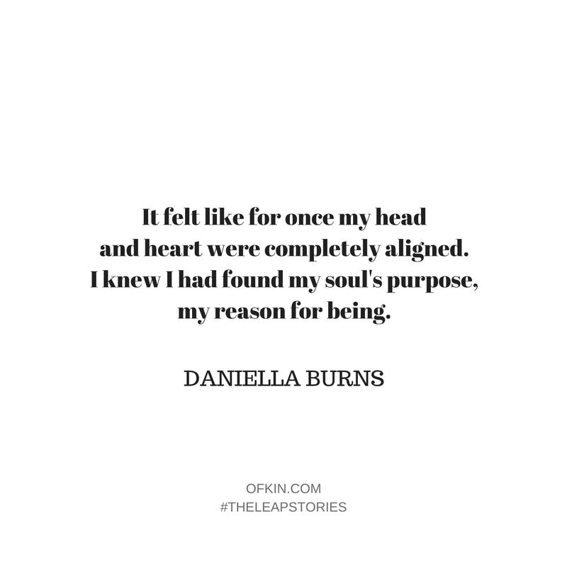 Daniella Burns Quote 7