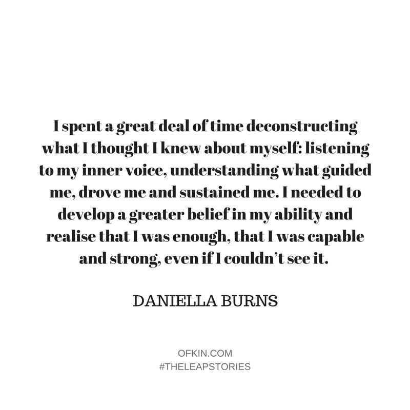 Daniella Burns Quote 9