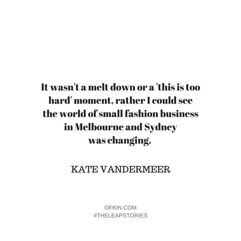 Kate Vandermeer Quote 1