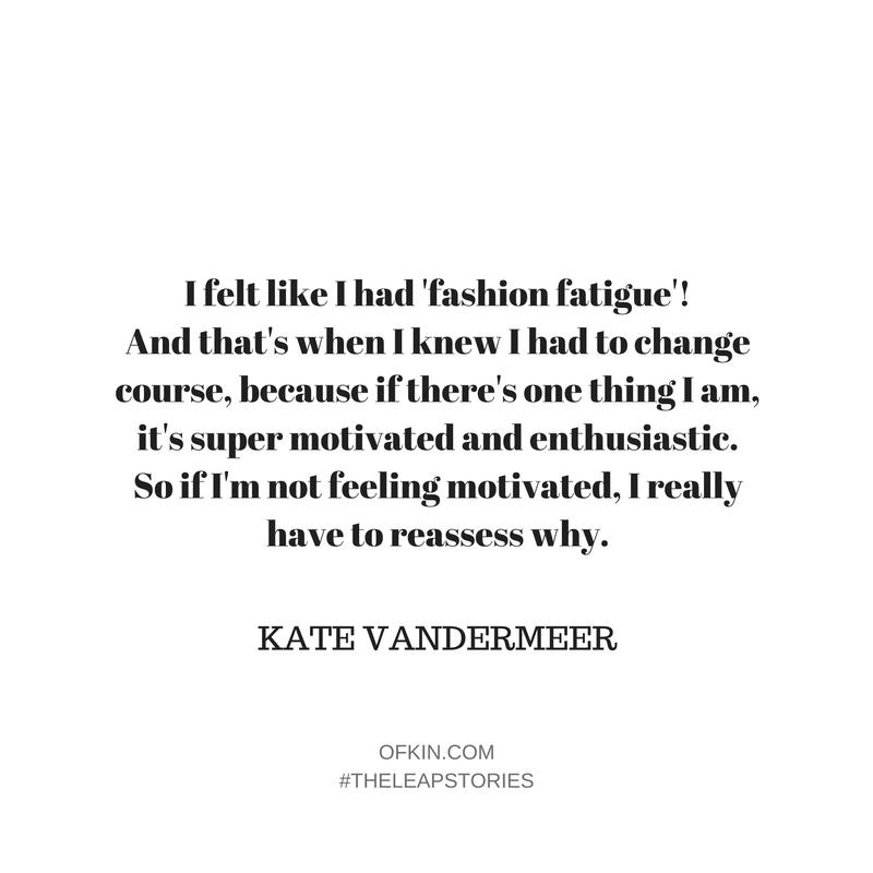 Kate Vandermeer Quote 3