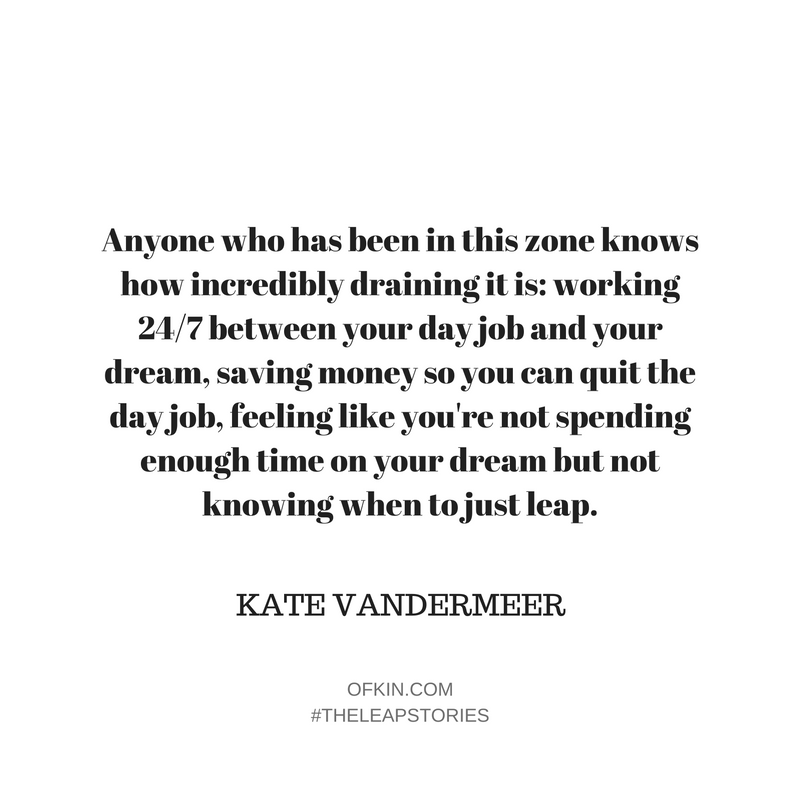 Kate Vandermeer Quote 5