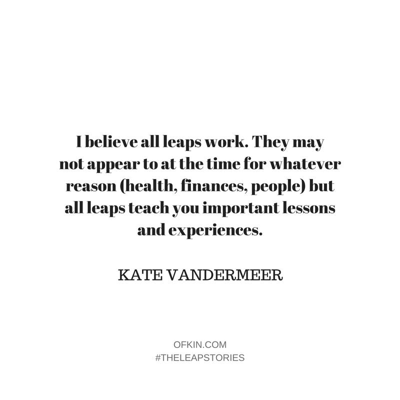 Kate Vandermeer Quote 6