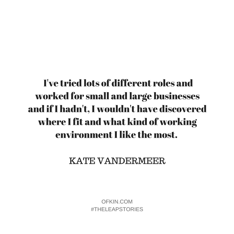 Kate Vandermeer Quote 7