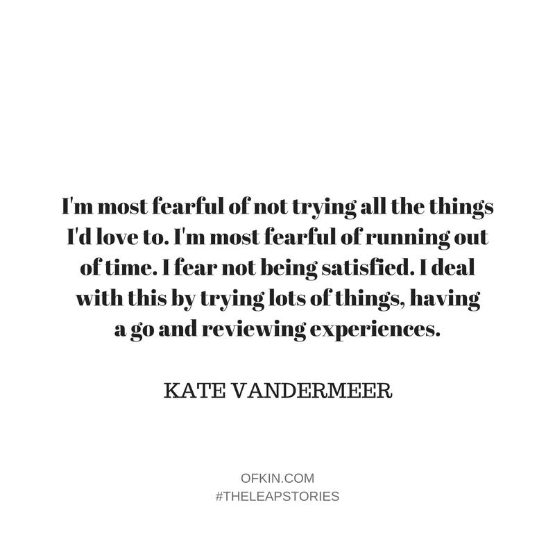 Kate Vandermeer Quote 8