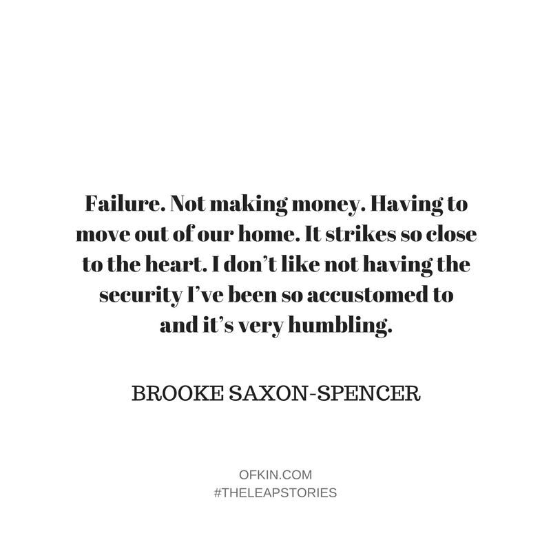 Brooke Saxon-Spencer Quote 9