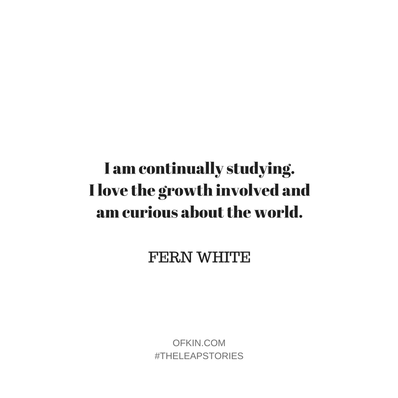 Fern White Quote 1