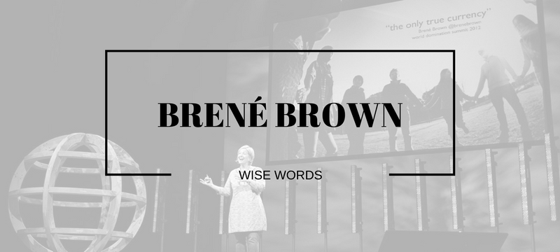 Brene Brown Video and Audio Podcasts