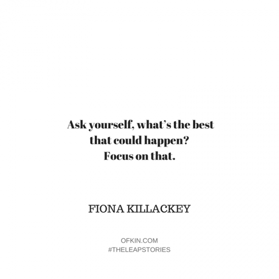 The Leap Stories Fiona Killackey