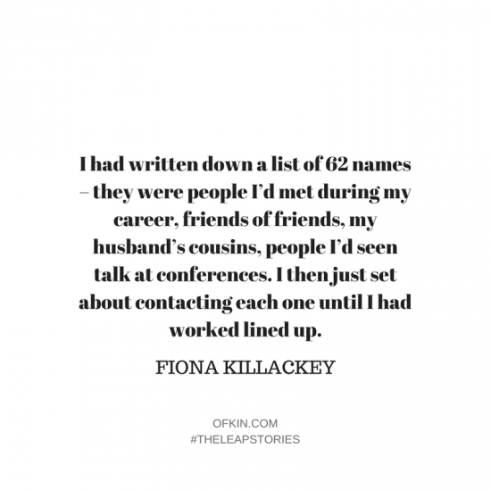 The Leap Stories Fiona Killackey 2