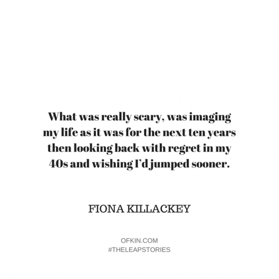 The Leap Stories Fiona Killackey 5