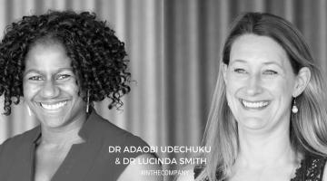 Adaobi Udechuku Lucinda Smith Glow Clinic In The Company podcast