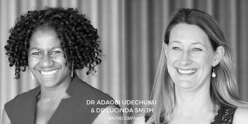 Adaobi Udechuku Lucinda Smith Glow Clinic In The Company podcast
