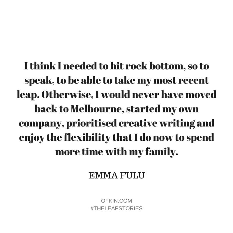 Emma Fulu Quote 9