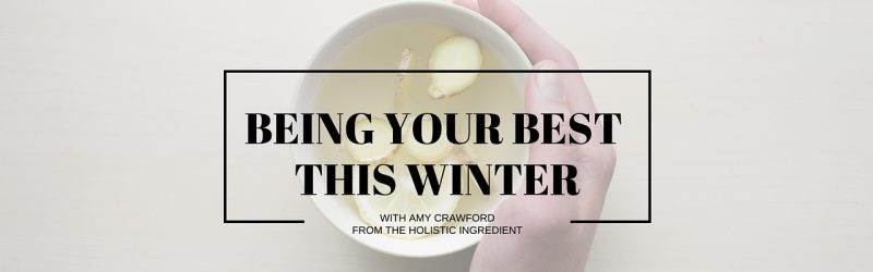 Of Kin Amy Crawford from The Holistic Ingredient Free Webinar Be Your Best This Winter with Of Kin