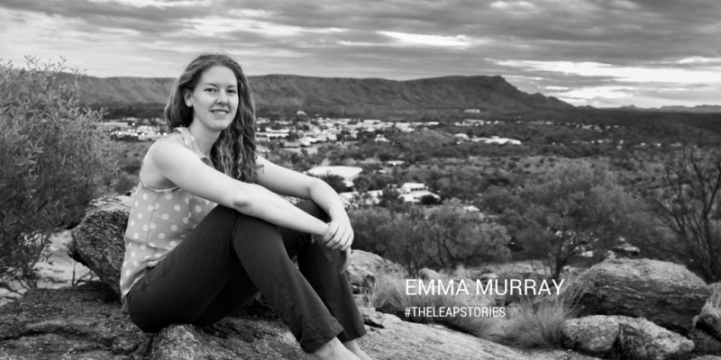 Emma Murray The Leap Stories
