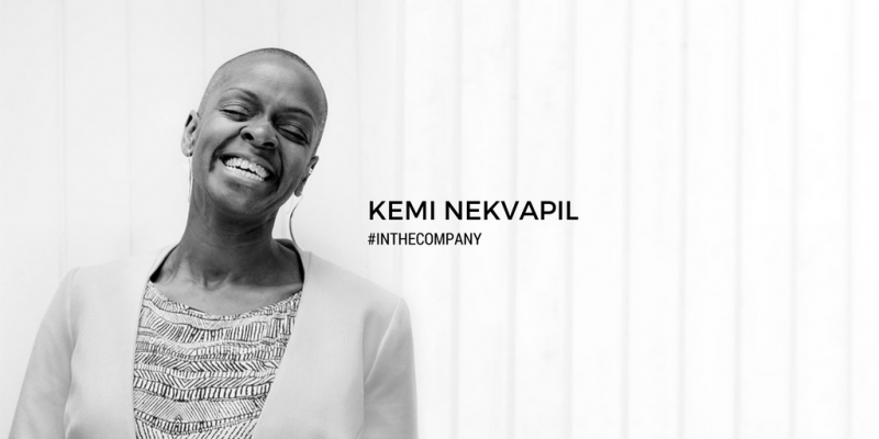 In The Company Podcast Kemi Nekvapil The Gift of Asking