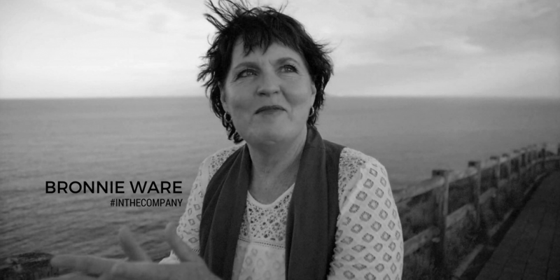 Bronnie Ware interview on In The Company Podcast with Kylie Lewis