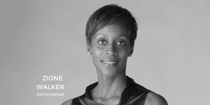 Zione Walker Change Architects In the Company Podcast
