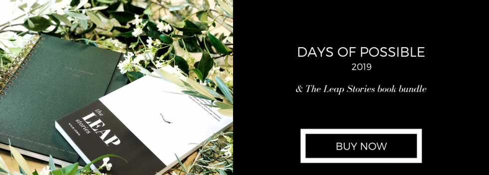 2019 Diary and The Leap Stories book