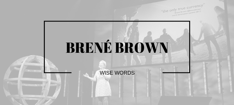 Brené Brown Wholehearted Parenting Manifesto
