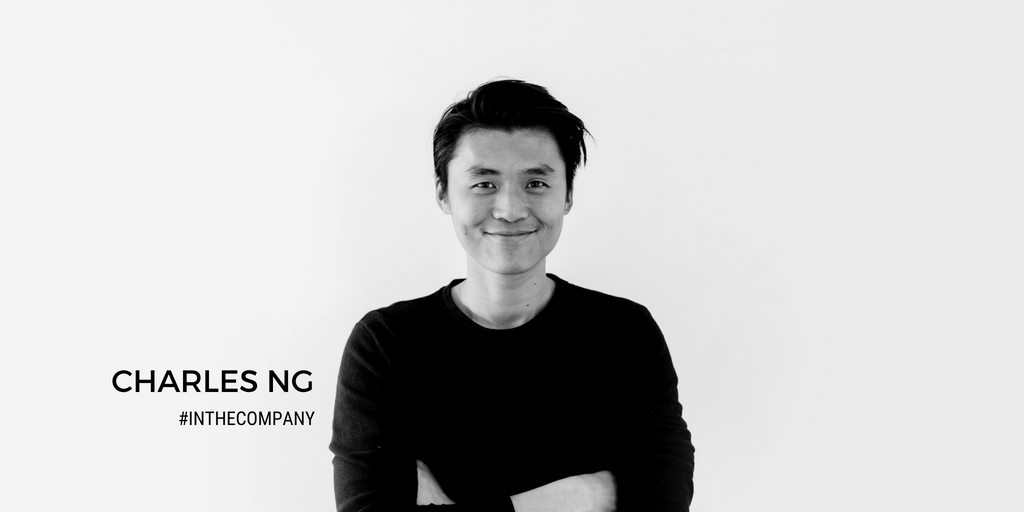Charles Ng OrbitKey Small Business Festival In The Company Podcast