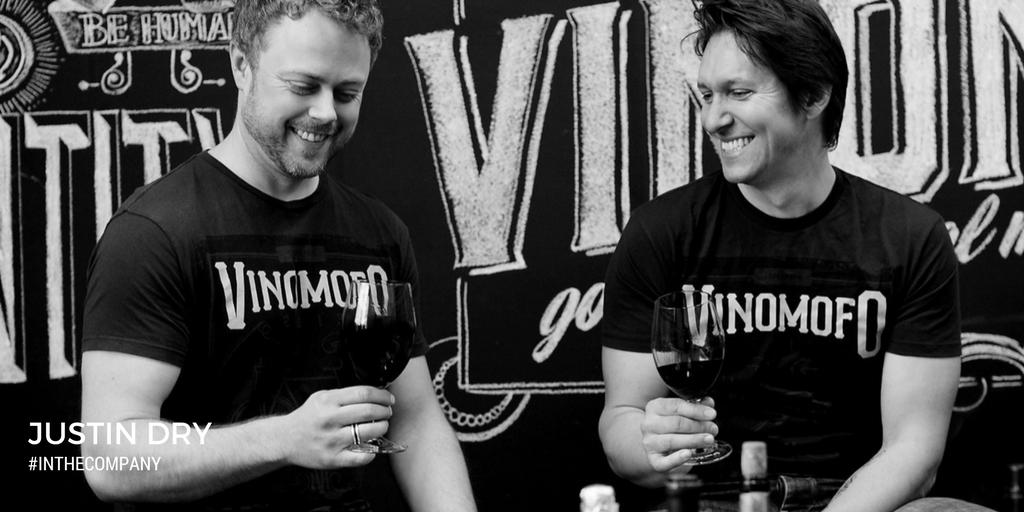 In The Company Podcast Justin Dry Vinomofo