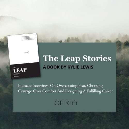 the leap stories kylie lewis