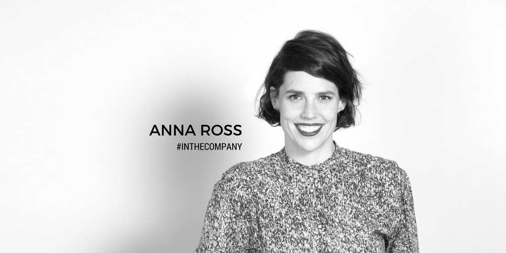 In The Company Podcast Anna Ross Kester Black